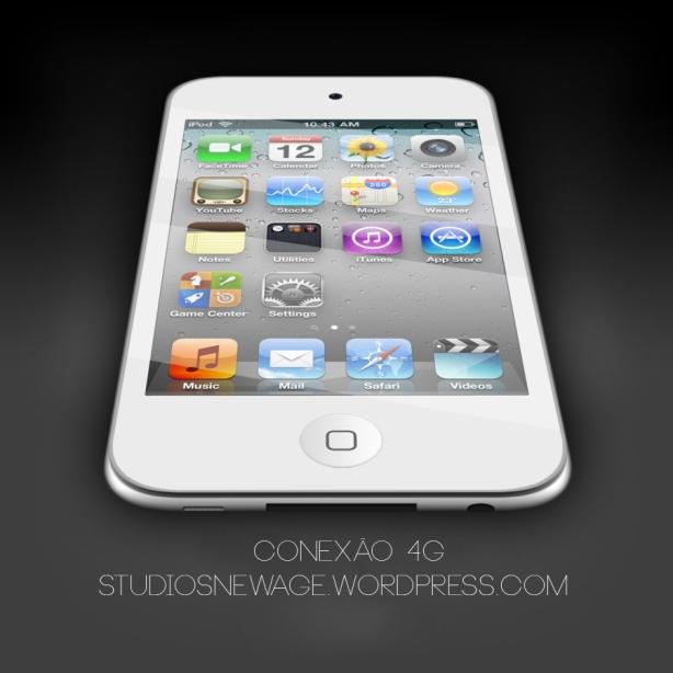 Apple conexão 4G